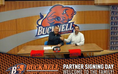 Partner Signing Day – Bucknell Sports Properties & Mid-Penn Energy