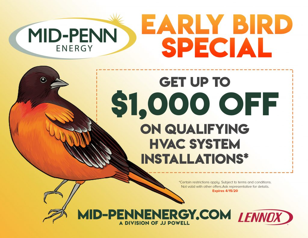 mid penn early bird